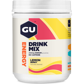 GU Energy Drink Mix 840g, Lemon Berry